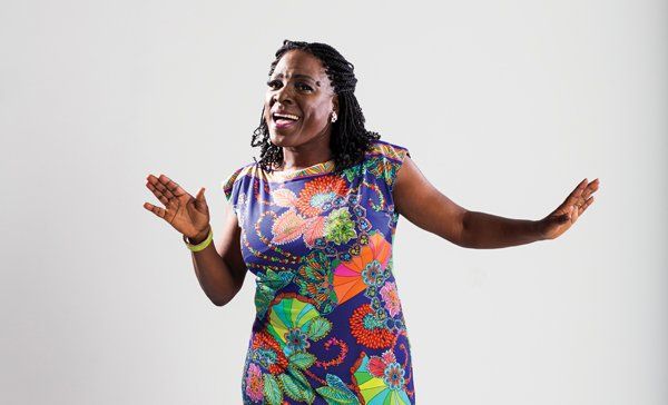 Sharon Jones & the Dap-Kings Cover Story