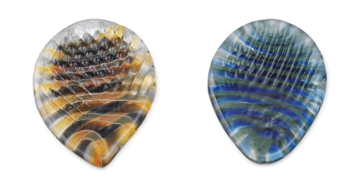 Spice Up Your Tone With Rosemary Pierro Glass Guitar Picks