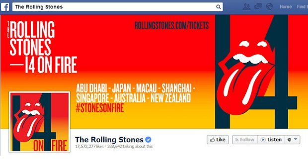 6 Insanely Creative Ideas for Your Band's Facebook Cover Photo