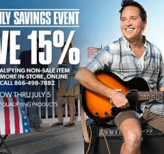 ar center sale july 4th