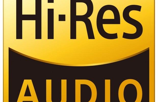 hi res audio logo
