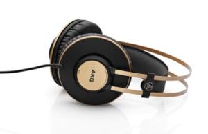 AKG K92 closed back headphones