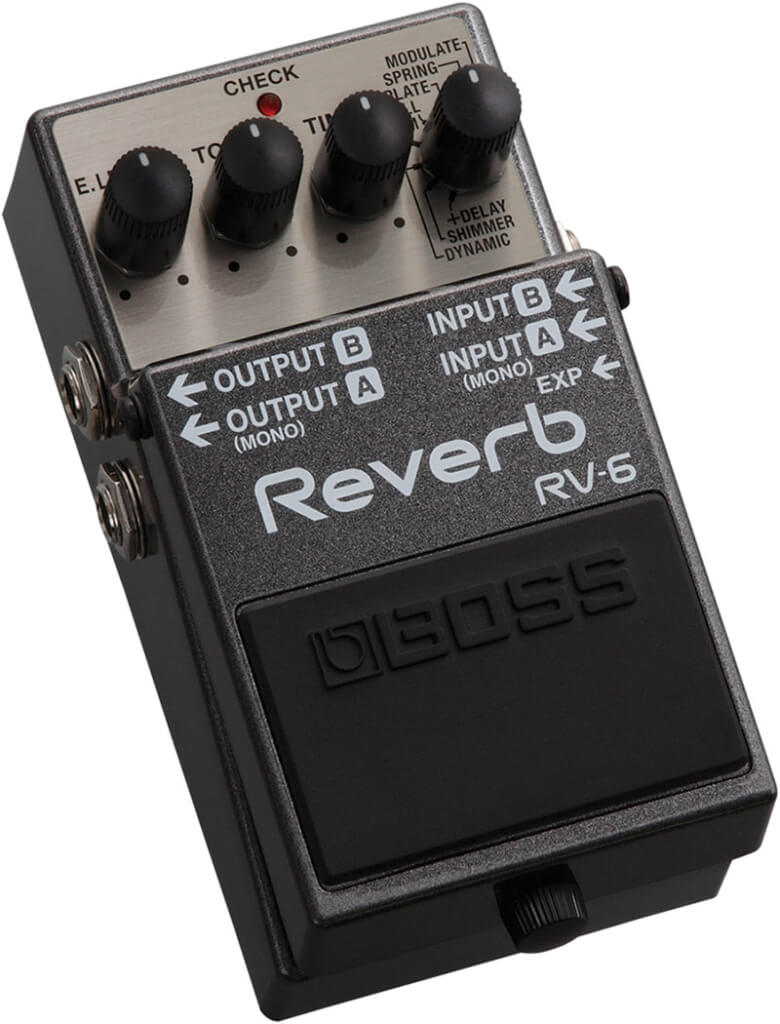 Boss RV-6 Reverb