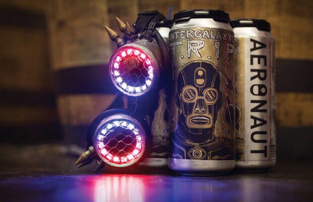 The Lights Out + Aeronaut: T.R.I.P. Album