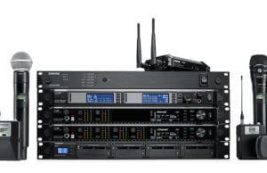 Shure Axient Digital Wireless NAB