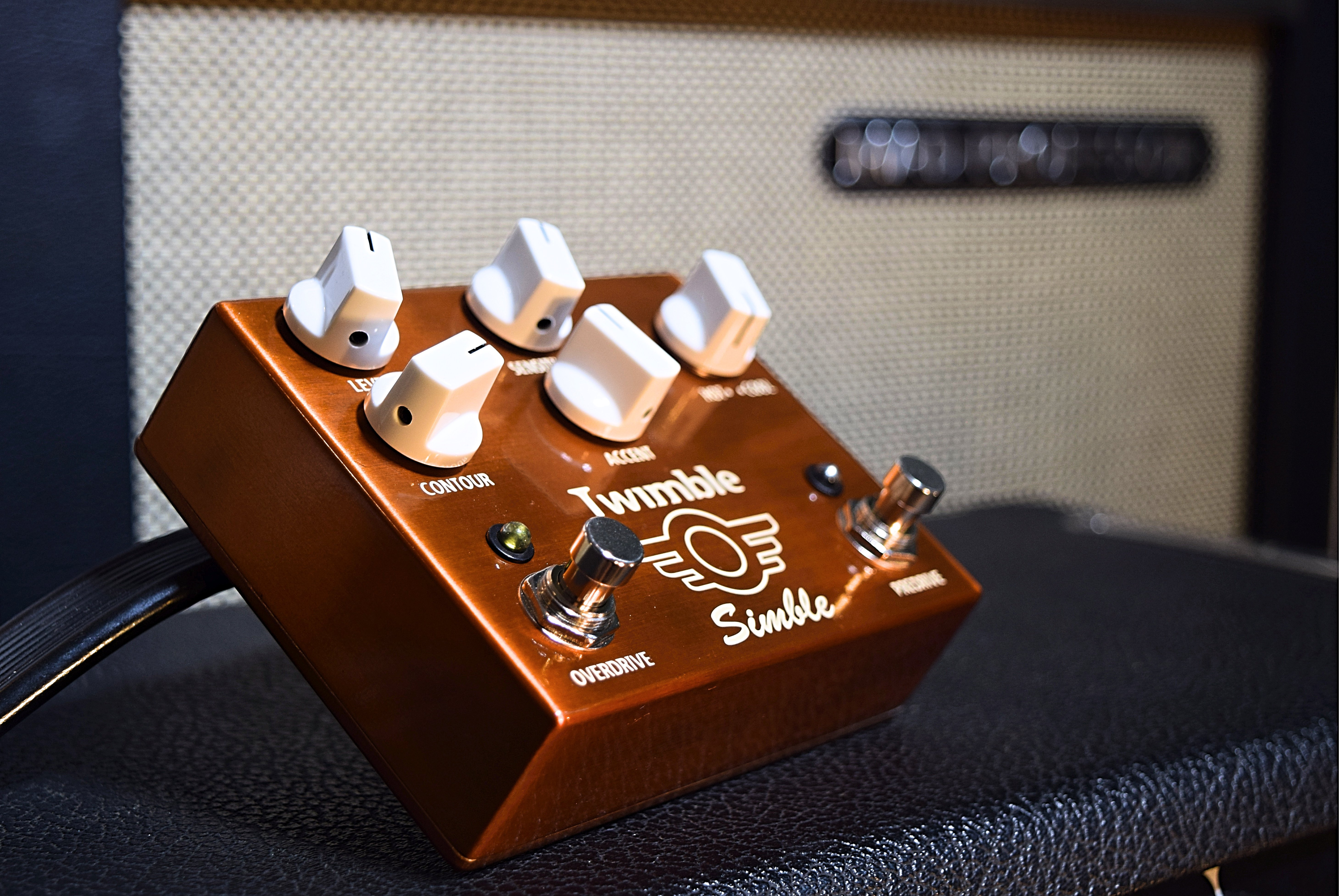 Mad Professor Twimble pedal