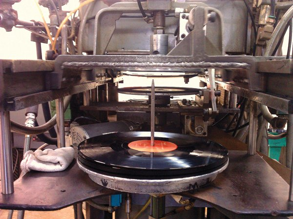 An Inside Look at United Record Pressing   Performer Mag