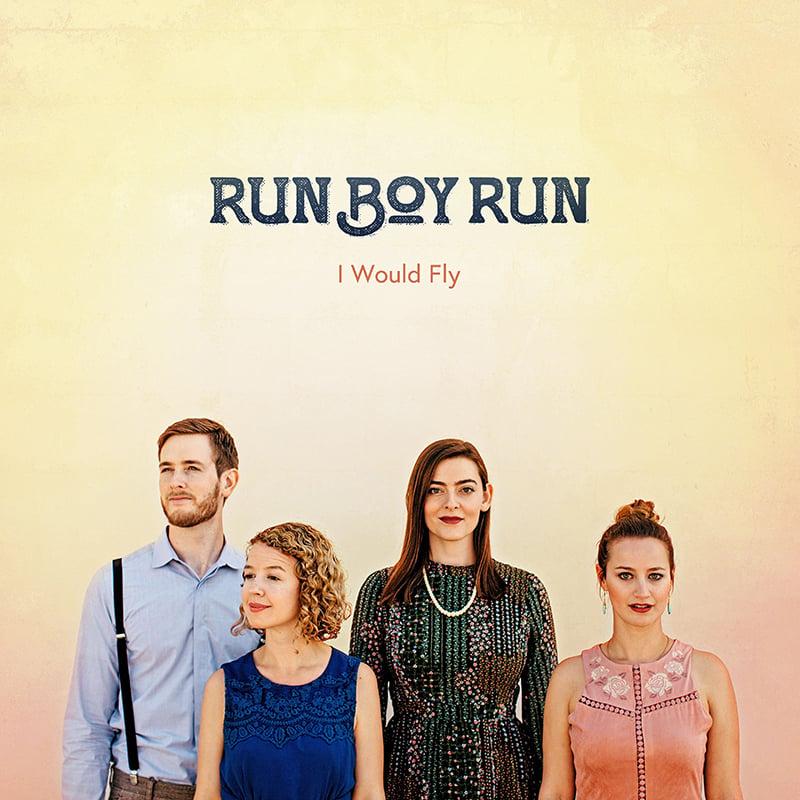Run Boy Run I Would Fly EP Cover