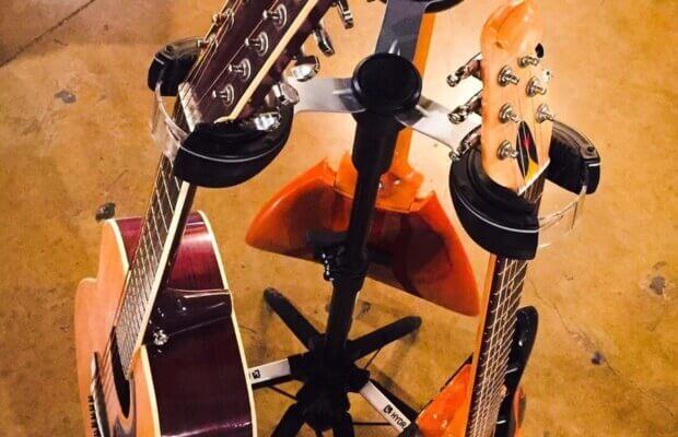 Hydra Triple Guitar Stand