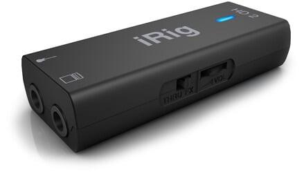 iRig HD 2 side view