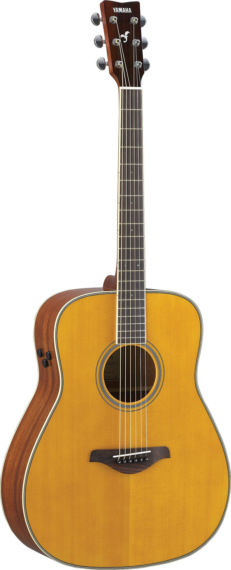 Yamaha FG-TA TransAcoustic Dreadnought Review | Performer Mag